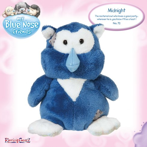 Me To You My Blue Nose Friends No 72 Midnight the Owl