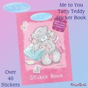 Me to You Tatty Teddy Sticker Book
