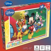 Mickey Mouse Clubhouse 35 Piece Jigsaw Puzzle - Dance
