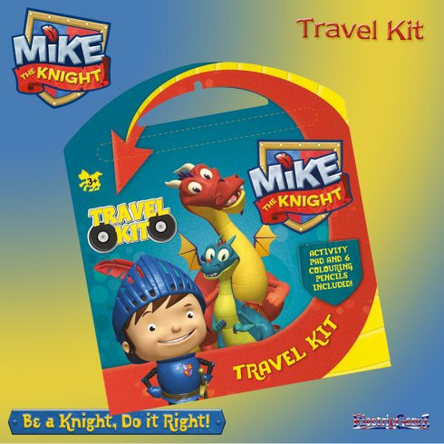 Mike the Knight Travel Kit