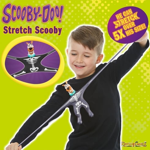Mini Stretch Scooby-Doo - X-Ray Scooby