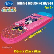 Mickey Mouse Clubhouse Minnie Mouse ReadyBed