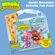 Moshi Monsters Activity Fun Pack
