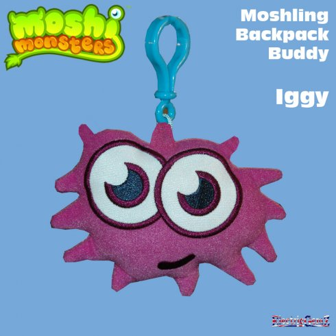 Moshi Monsters Backpack Buddy Iggy