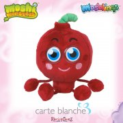 Moshi Monsters Collectable Plush - Cherry Bomb