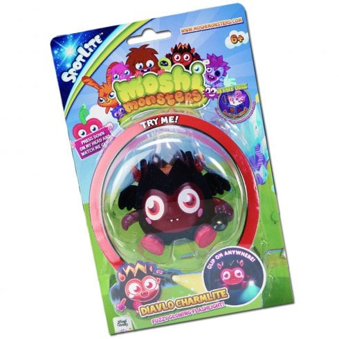 Moshi Monsters Diavlo Charmlite