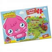 Moshi Monsters Flip n Fun Puzzle