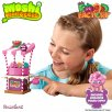 Moshi Monsters Food Factory Candy Floss Spinner with Exclusive Pearly Dipsy
