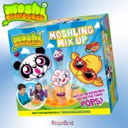 Moshi Monsters Moshling Mix Up Game