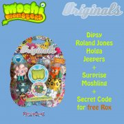 Moshi Monsters Moshlings Originals 5 Figure Pack 19
