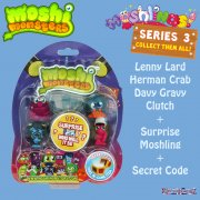 Moshi Monsters Moshlings Series 3 5 Figure Pack 1
