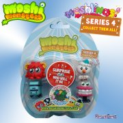Moshi Monsters Moshlings Series 4 5-Figure Pack 12