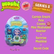 Moshi Monsters Moshlings Series 5 5-Figure Pack 4