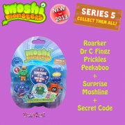 Moshi Monsters Moshlings Series 5 5-Figure Pack 7