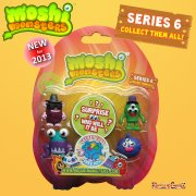 Moshi Monsters Moshlings Series 6 5-Figure Pack 1