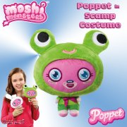 Moshi Monsters Poppet in Scamp Costume Plush