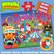 Moshi Monsters Secret Reveal Puzzle