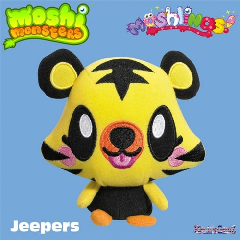 Moshi Monsters Series 2 Jeepers