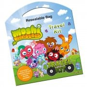 Moshi Monsters Travel Kit Colouring Set