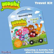 Moshi Monsters Travel Kit