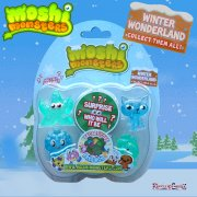 Moshi Monsters Winter Wonderland 5-figure Pack 6