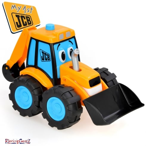 My First JCB Big Wheeler Joey JCB