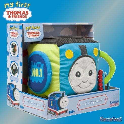 My First Thomas & Friends Activity Cube