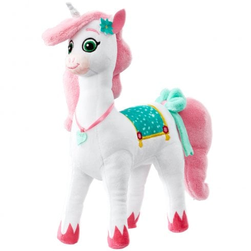 Nella the Princess Knight Cuddle Plush - Trinket the Unicorn