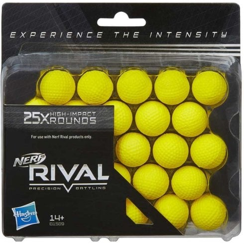 Nerf Rival 25 Round Refill Pack B1589