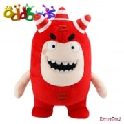 Oddbods Large 25cm Talking Soft Toys - Fuse