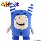 Oddbods Large 25cm Talking Soft Toys - Pogo