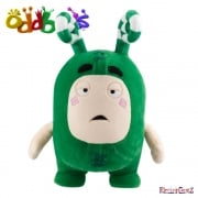 Oddbods Large 25cm Talking Soft Toys - Zee