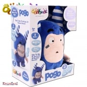 Oddbods Voice Activated Interactive Soft Toy - Pogo