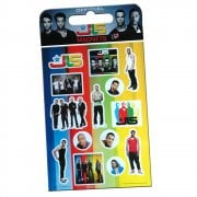 Official JLS 14 Fridge Magnets