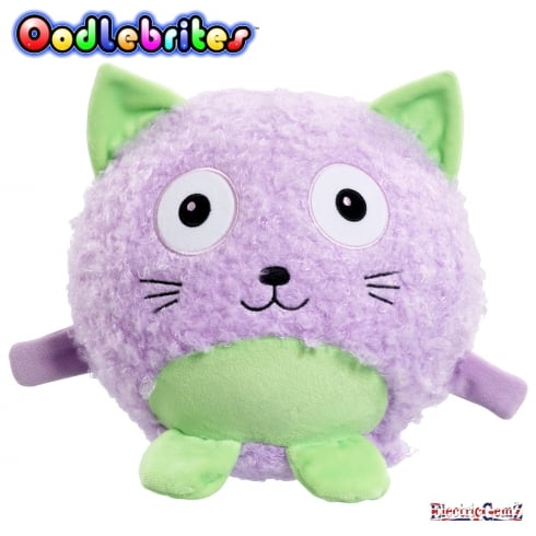 Oodlebrites  - Purdles the Cat