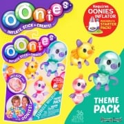 Oonies 36-piece Theme Refill Pack - Jungle Wildlife