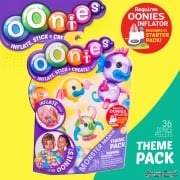 Oonies 36-piece Theme Refill Pack - Monster Mania