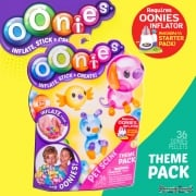 Oonies 36-piece Theme Refill Pack - Pet Scene