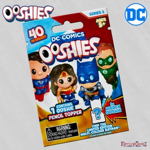Ooshies DC Comics Blind Bag Wave 2