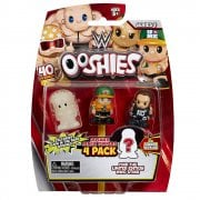 Ooshies WWE 4-Pack Wave 1 Mix 1