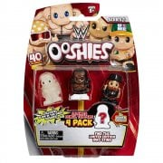 Ooshies WWE 4-Pack Wave 1 Mix 2