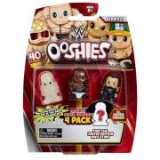 Ooshies WWE 4-Pack Wave 1 Mix 4