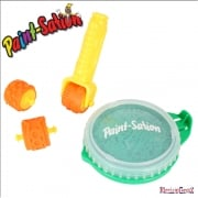 Paint-Sation Mini Roller Set - Green Paint
