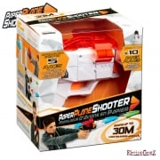 Paper Plane Shooter White and Orange