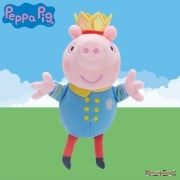 Peppa Pig 20cm Princess Peppa Collectables - George