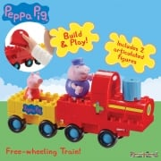 Peppa Pig Grandpa Pig's Train Construction Set