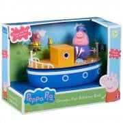 Peppa Pig - Grandpa's Bathtime Boat with Removable Figures