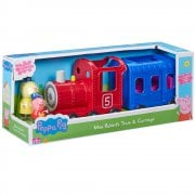 Peppa Pig Miss Rabbit's Train & Carriage