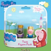 Peppa Pig Once Upon a Time 2-Pack - Prince George & Prince Danny