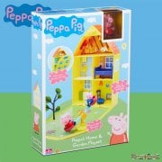 Peppa Pig - Peppa's Home & Garden House Playset